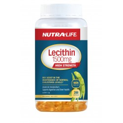9627 Lecithin 1500mg High strength 200C 1787c2c974281ff9925295511b5805b3