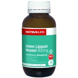8934 Green Lipped Mussel 850mg 120C e5082d1597f46b028a098f15e07dafc0