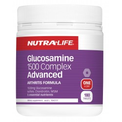 2819 3 Glucosamine 1500 Complex advanced 180T c92c7a0b0e0587daa4d0c55e5617482f